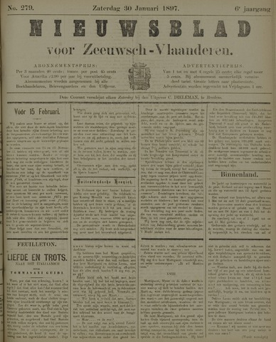 Nieuwsblad voor Zeeuwsch-Vlaanderen 1897-01-30