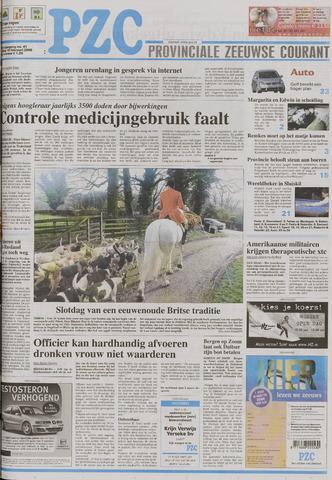Provinciale Zeeuwse Courant 2005-02-18