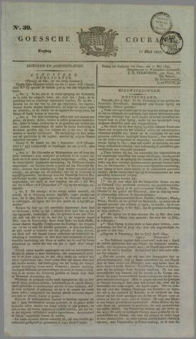 Goessche Courant 1833-05-17