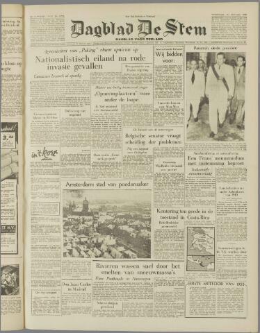de Stem 1955-01-19