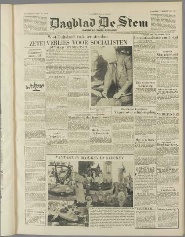 de Stem 1953-09-07
