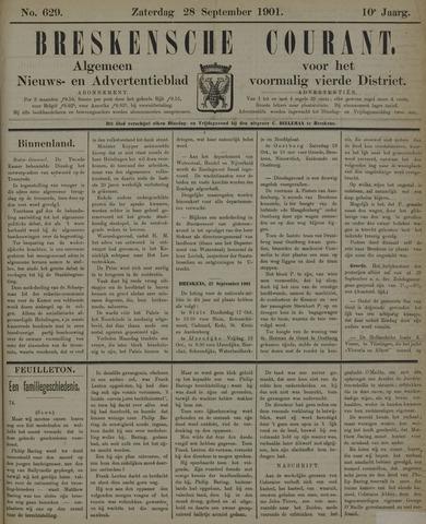 Breskensche Courant 1901-09-28