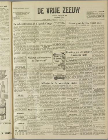 de Vrije Zeeuw 1959-01-13