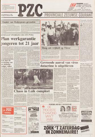 Provinciale Zeeuwse Courant 1989-10-13