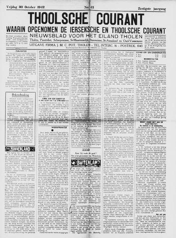 Ierseksche en Thoolsche Courant 1942-10-30