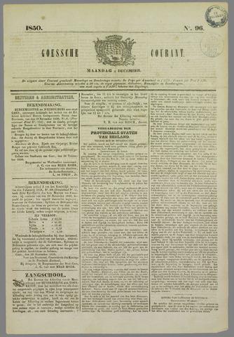 Goessche Courant 1850-12-02