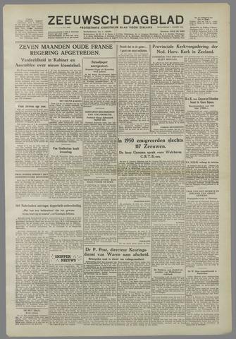 Zeeuwsch Dagblad 1951-03-01