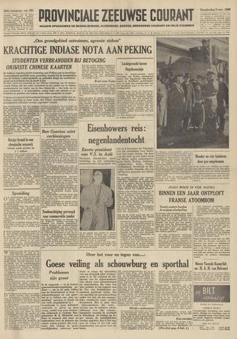 Provinciale Zeeuwse Courant 1959-11-05