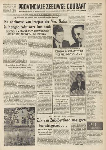 Provinciale Zeeuwse Courant 1960-07-16