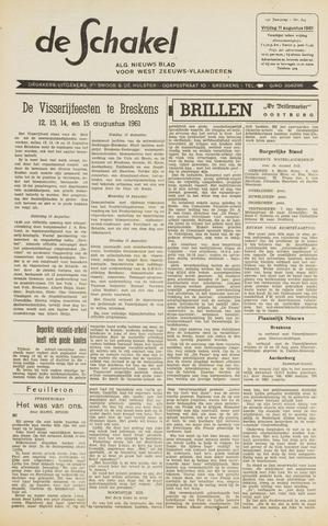 De Schakel 1961-08-11