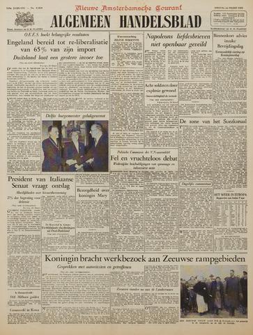Watersnood documentatie 1953 - kranten 1953-03-24