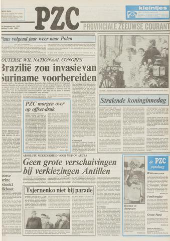 Provinciale Zeeuwse Courant 1983-05-02