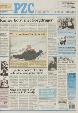 Provinciale Zeeuwse Courant 1996-07-09
