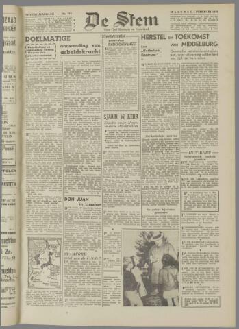 de Stem 1946-02-04