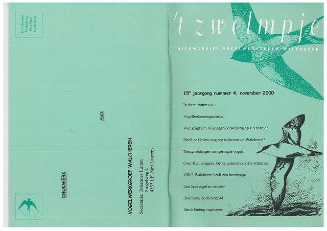 't Zwelmpje 2000-11-01