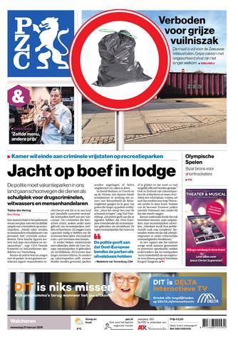 Provinciale Zeeuwse Courant 2018-02-21