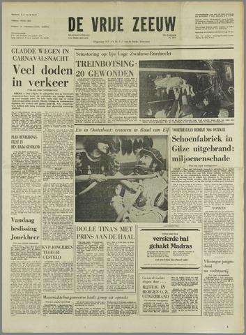 de Vrije Zeeuw 1970-02-09