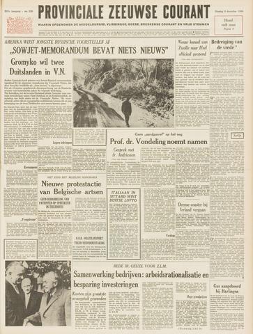 Provinciale Zeeuwse Courant 1964-12-08