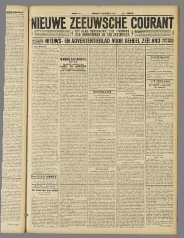 Nieuwe Zeeuwsche Courant 1929-11-12
