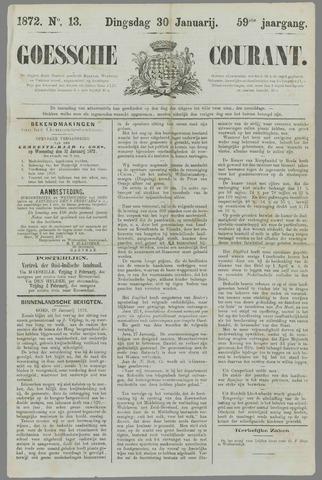 Goessche Courant 1872-01-30