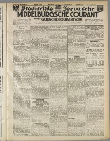 Middelburgsche Courant 1936-11-16