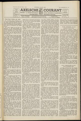 Axelsche Courant 1949-06-25