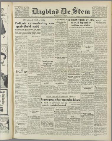 de Stem 1949-09-07
