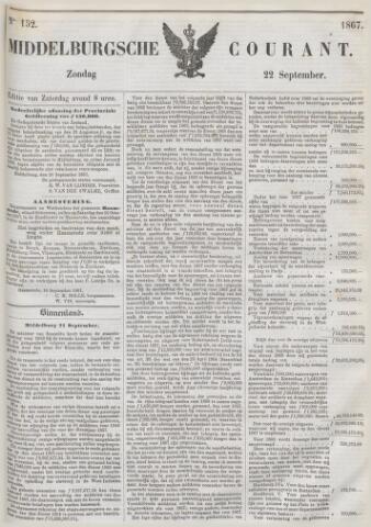 Middelburgsche Courant 1867-09-22