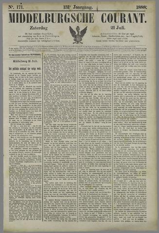 Middelburgsche Courant 1888-07-21