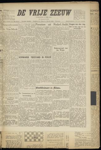 de Vrije Zeeuw 1946-05-22