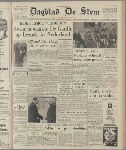 de Stem 1963-03-18