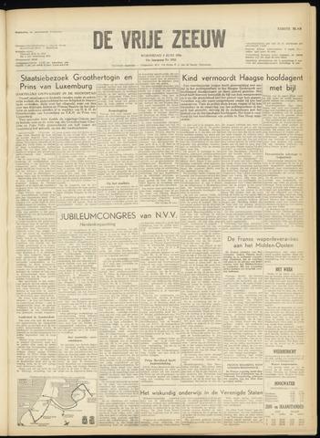 de Vrije Zeeuw 1956-06-06