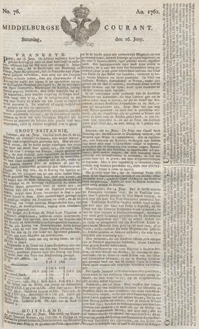 Middelburgsche Courant 1762-06-26