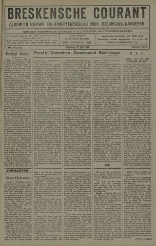 Breskensche Courant 1925-07-25