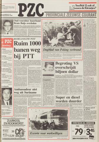 Provinciale Zeeuwse Courant 1987-01-06