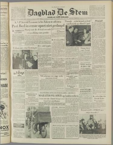 de Stem 1952-07-31