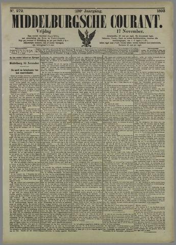 Middelburgsche Courant 1893-11-17