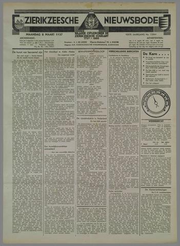 Zierikzeesche Nieuwsbode 1937-03-08