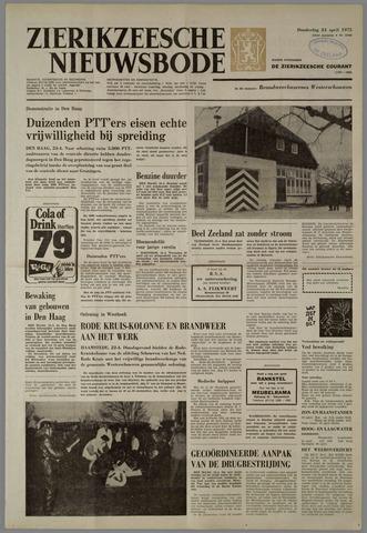 Zierikzeesche Nieuwsbode 1975-04-24