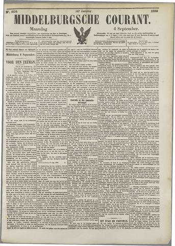 Middelburgsche Courant 1899-09-04