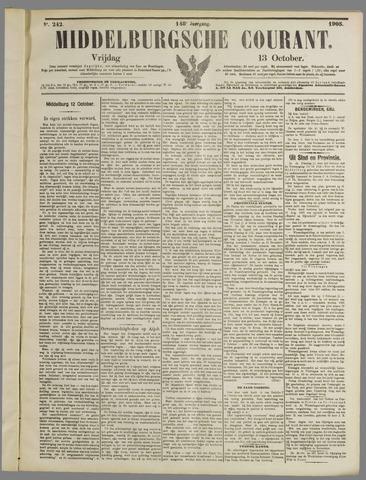 Middelburgsche Courant 1905-10-13