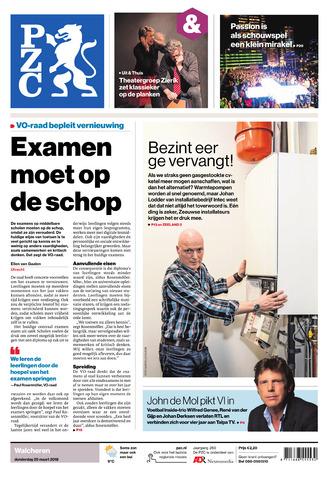 Provinciale Zeeuwse Courant 2018-03-29