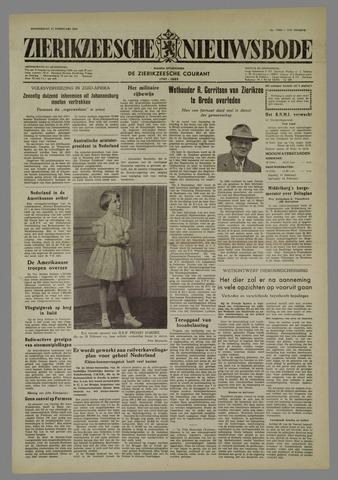 Zierikzeesche Nieuwsbode 1955-02-17