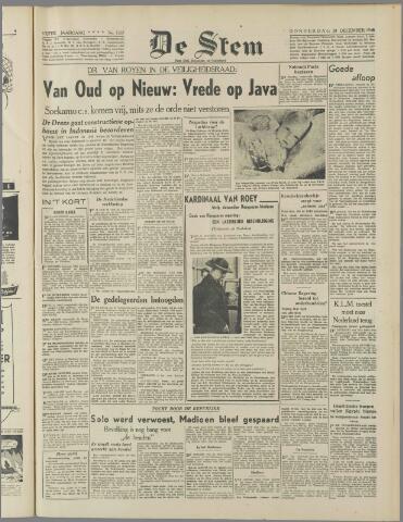 de Stem 1948-12-30