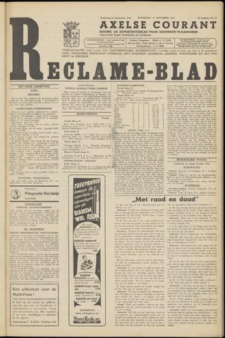 Axelsche Courant 1953-11-11