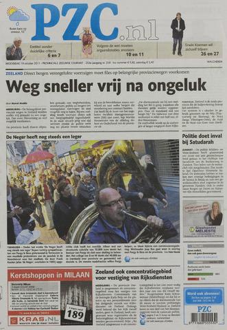 Provinciale Zeeuwse Courant 2011-10-19