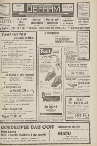 de Faam en de Faam/de Vlissinger 1962-08-31