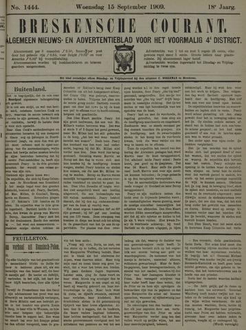 Breskensche Courant 1909-09-15