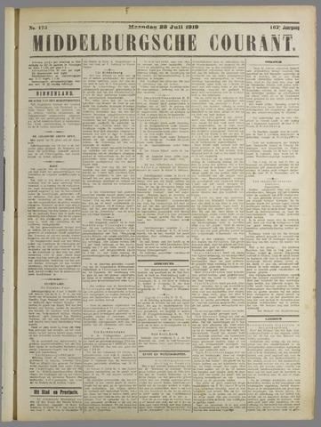 Middelburgsche Courant 1919-07-28