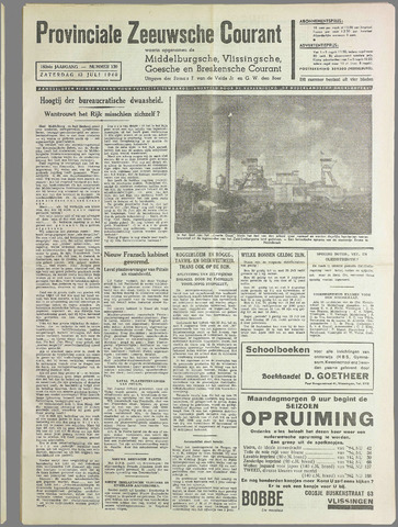 Provinciale Zeeuwse Courant 1940-07-13